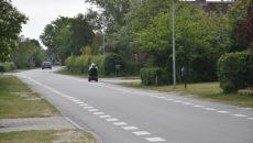 Vestervejen på Fanø