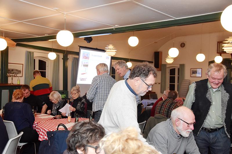 Sønderho Forsamlingshus var fyldt til borgermøde om Sønderho Havn.