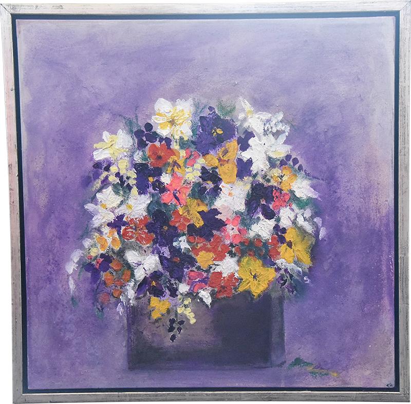Blomstermaleri