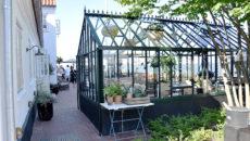 Fanø Krogaards ny orangeri anno 2020