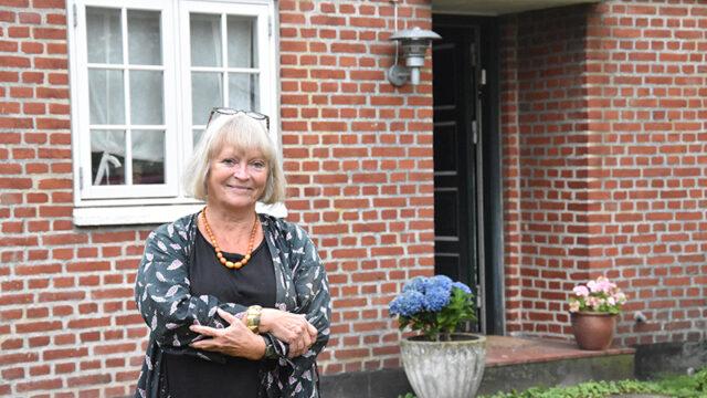 Fondsformand Susanne Winsløws familie stammer fra Sønderho, og nu bor hun her selv.