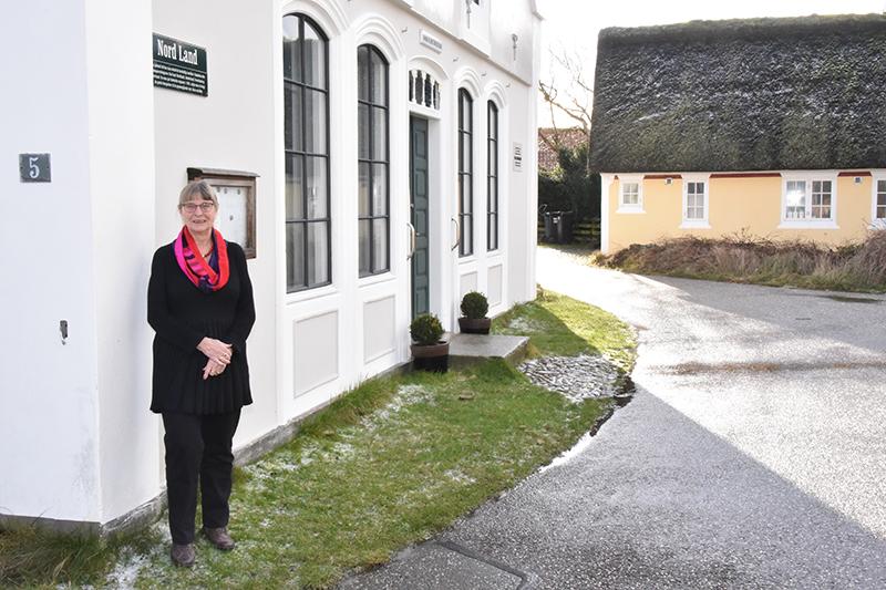 Birgit Knudsen har skiftet næstformandskasketten ud med formandskasketten i Fanø Kunstmuseums bestyrelse.
