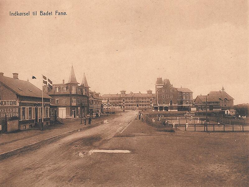 Fanø Bad i gamle dage