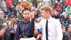 Brudedans på Sønderhodagen 2019