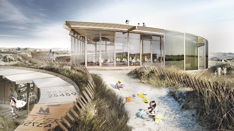 Fanø Beach House satser på ny runde