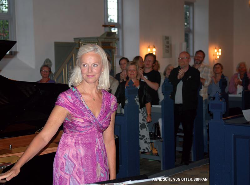 Fano Sommerkoncerter Anne Sofie von Otter