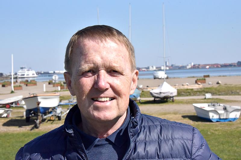 Byrådsmedlem Henning Kjeldgaard, Fanø Lokalliste.