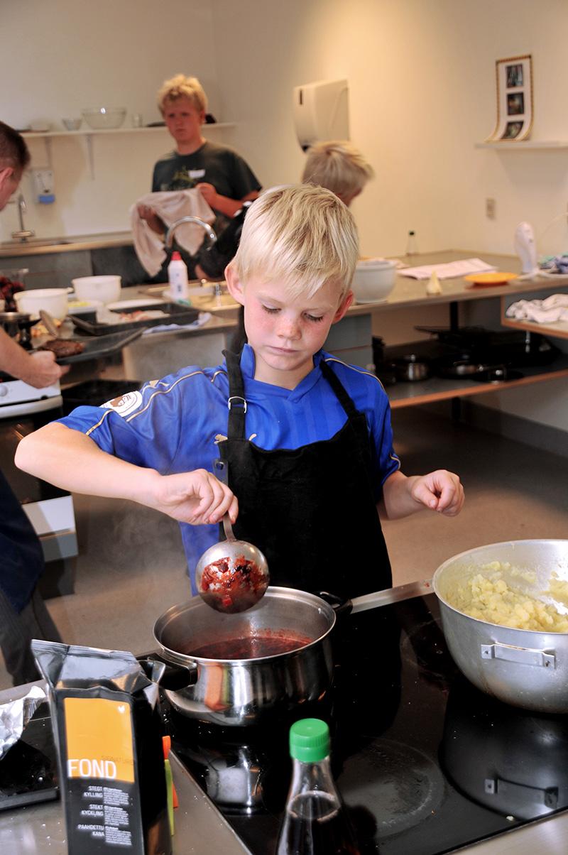 juior-kokkeskole