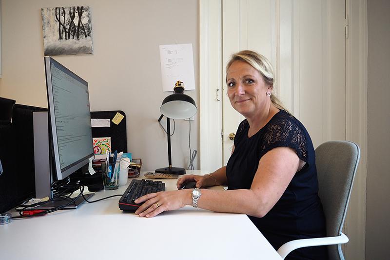 Marianne Milter Bay fra Fanø Firmaevent blev topscorer ved valget.