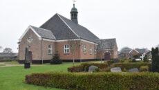 Nordby Kirke på Fanø. Foto: Finn Arne Hansen, Fanø Posten