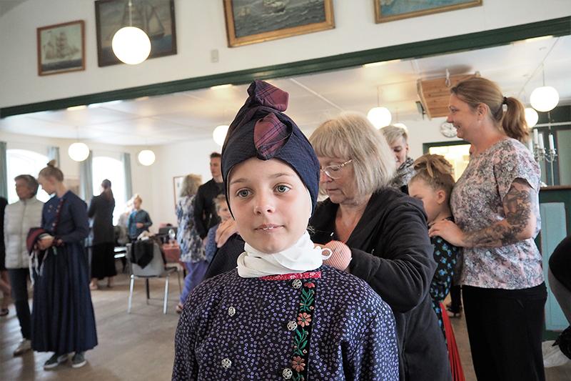Ronja Thomsen Østerlund har tidligere været brudepige til Sønderhodagen.