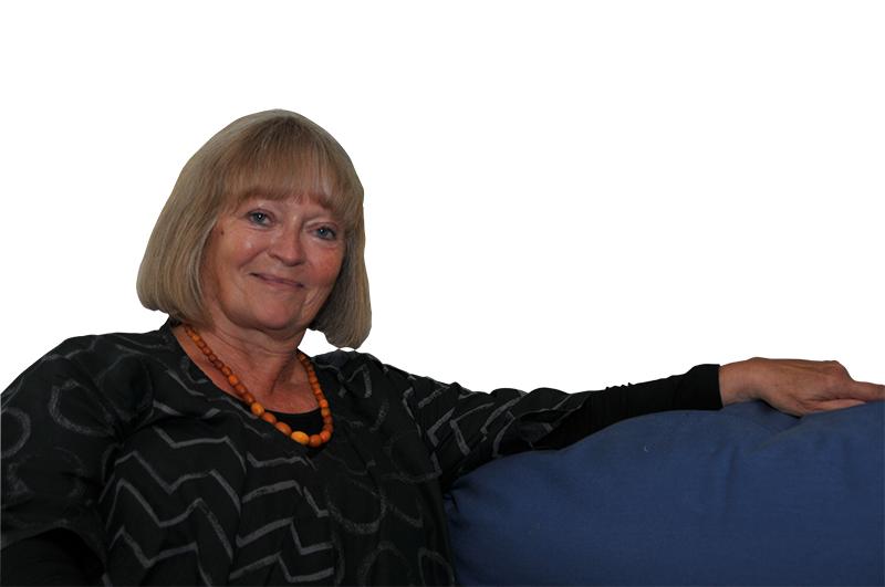 Susanne Winsløw, formand for Foreningen Gamle Sønderho