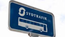 sydtrafik-busskilt