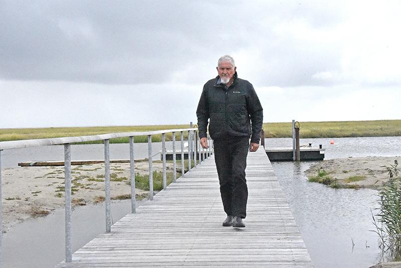 Willy Morgenstern satser på at tredje gang er lykkens gang, når det gælder valg til byrådet.